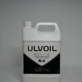 爱发科真空泵油ULVOILR-2日本真空泵润滑油