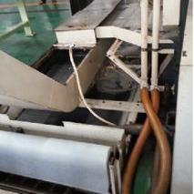 链板排屑机与纸带过滤机组合