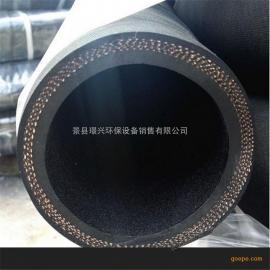 厂家供应各种性能夹布胶管 内衬聚氨酯喷砂胶管