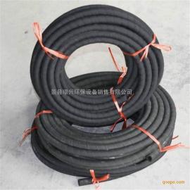 厂家供应夹布输水胶管 法兰连接夹布输水胶管 空气夹布胶管
