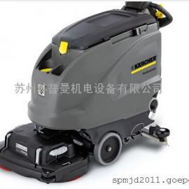 进口洗地机,带自走功能的洗地机,手推式洗地机