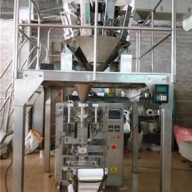 厂家直销红枣包装机 坚果食品包装机 定量称重全自动包装机械