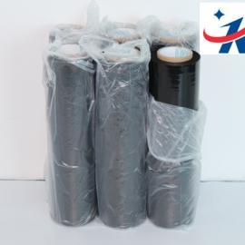 黑色环保打包膜,黑色围膜价格,黑色PE打包膜厂家