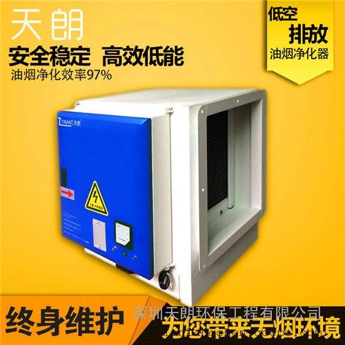 餐饮厨房油烟净化器|静电油烟净化器|油烟净化器高端品牌