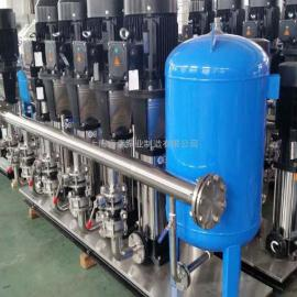 别墅小区改造无负压变频供水设备厂家