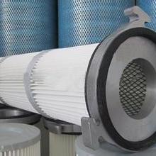 耐高温覆膜2米高除尘滤芯