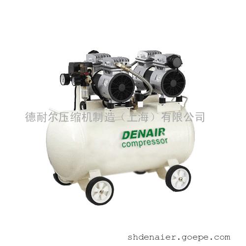 德耐尔微油活塞式空压机