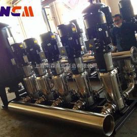 小区改造无负压变频供水设备