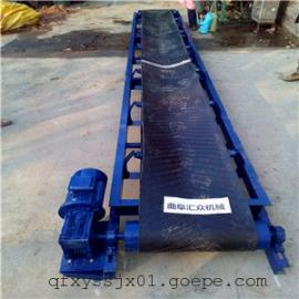 莱州倾斜式皮带机型号 安庆移动式皮带机 山东泰安输送机价格