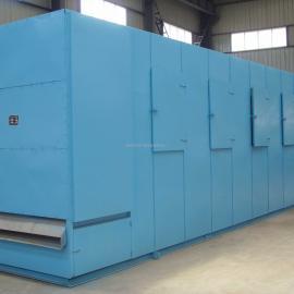 桑叶专用干燥机,桑叶多层带式干燥机