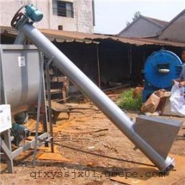 家用粮食两相电上料机,多种耐用螺杆提升机 定制螺旋上料机