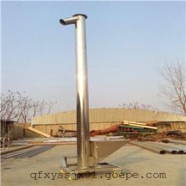 青州批发各种型号耐腐蚀粉料螺旋上料机