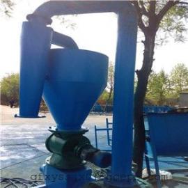 粉末状物料专用气力输送机 移动式风力吸粮机 粉末气力输送机图�