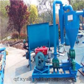 广州气力型输送机 各种型号气力输送机 风送式吸粮机厂家定做