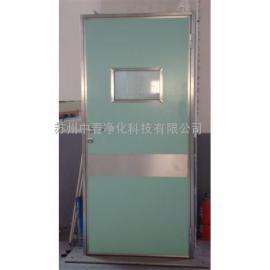 中春净化工程专用彩钢板门 食品车间保温隔热防火门