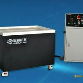 平移式磁力研磨机/抛光机适用于长条不锈钢管去毛刺抛光清洗