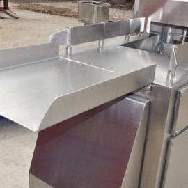 冻肉切片机 肉类切片设备价格 汇康机械生产