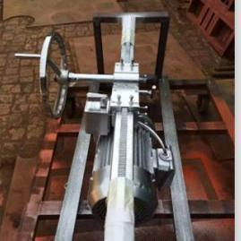 恒旺生产水钻顶管机 小型电动顶管机