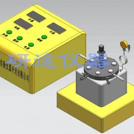 天津市研途YT-MR-25ML 智能机械搅拌微型反应釜