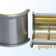 钢铜复合双金属轴瓦(厚壁)