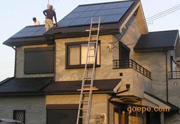 苏州屋顶太阳能光伏电站