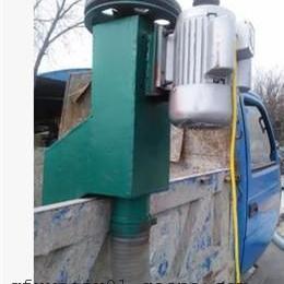 装车上料车载式吸粮机价格 移动安装方便吸粮机