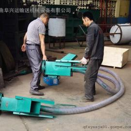 直销多用途化肥吸粮机 下乡抽粮机 无轴螺旋弹簧绞龙