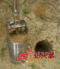 土壤采样器/单一根钻/圆状取土钻