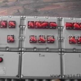BXM51-15防爆照明开关箱 总开关100A,16个回路