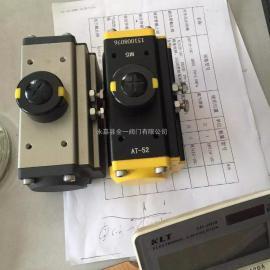 AT气动头、AT300气动执行器、阀门气动执行器