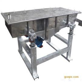 新乡世华振动全不锈钢直线振动筛品质保证全国供应
