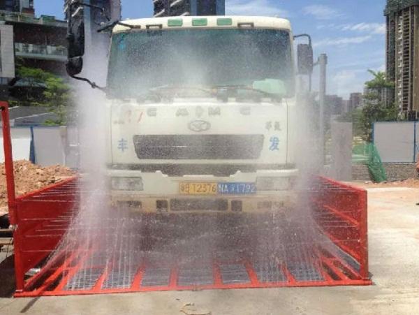 广西工地洗轮机