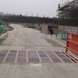 河南郑州建筑工地土方车辆洗车机、洗轮机,洗车槽冲洗台。