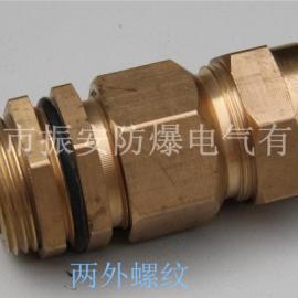 防爆黄铜填料函,电缆夹紧密封接头