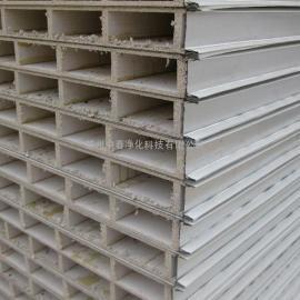 重庆中空玻镁板 洁净室玻镁彩钢板 中空玻镁2017*新报价