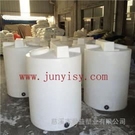 化工水处理用反渗透500升PE加药箱0.5吨加药计量箱