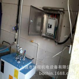 博程电锅炉36Kw小型蒸汽清洗机电加热蒸汽发生器厂家直销