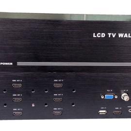 8路电视机拼接处理器/液晶拼接器
