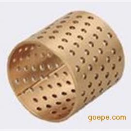 青铜布孔轴承