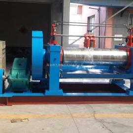 定制非标款开炼机,16寸辊筒长度1.5米开炼机,青岛轴承开炼机