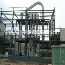 长期供应脉冲气流干燥机高效凝胶淀粉气流式干燥设备机组专用制作