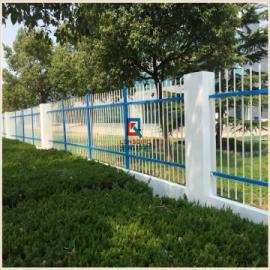 靖江防护栅栏 建筑护栏 锌钢喷涂组装式护栏 龙桥厂家定制