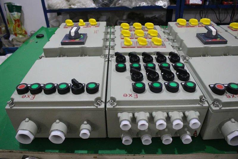 防爆动力箱