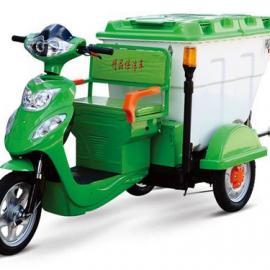 天津环卫500L(J)绿色佳人电动保洁车