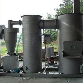 高效碳�垃圾焚���t�V西小型垃圾焚���t