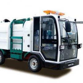 明诺天津环卫驾驶式电动吊桶车