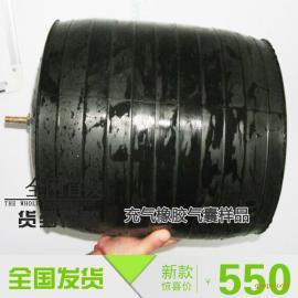 七台河桥梁空心板充气气囊 橡胶充气芯模橡胶气囊内模填充用