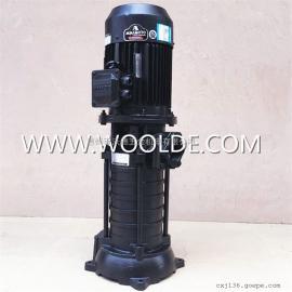VMP80-16 15KW立式多级管道增压泵 锅炉给水泵