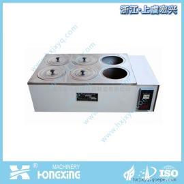 供应试验室加热设备电热恒温不锈钢水浴锅