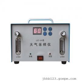 QC-2A型大气采样器双路气体样品采样仪